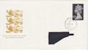 1984-08-28 �1.33 Definitive Bureau FDC (46995)