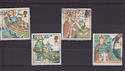 1997-03-11 Missions of Faith Stamps Used Set (S2872)