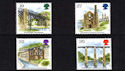 1989-07-04 SG1440/3 Industrial Archeaology Stamps MINT Set