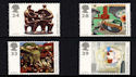 1993-05-11 SG1767/70 20th Century Art Stamps MINT Set