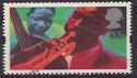1995-03-21 SG1862 Greetings Jazz Stamp Used (23477)