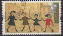 1995-03-21 SG1865 Greetings Children Stamp Used (23480)