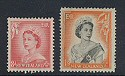 New Zealand 1953-55 Definitive Stamp M/M (21797)