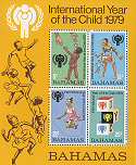 Bahamas Year of The Child S/Sheet (22172)