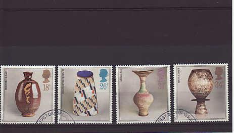 Studio Pottery Stamps 1987