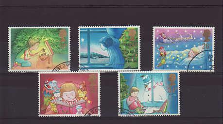 Christmas Stamps 1987