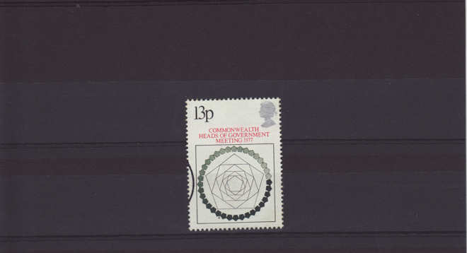 heads of governments Stamps 1977