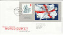 2002-05-21 World Cup Football M/S T/House FDC (44853)