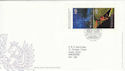 2000-05-26 Above and Beyond Pane Bureau FDC (44871)