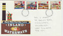 1993-07-20 Inland Waterways FDC (44939)