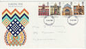 1990-03-06 Europa Buildings FDC (44976)