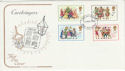1978-11-22 Christmas Stamps FDC (45194)
