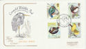 1980-01-16 British Birds Bureau FDC (45208)