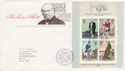 1979-10-24 Rowland Hill M/S London EC FDC (45291)