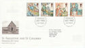 1997-03-11 Missions of Faith Bureau FDC (45318)