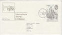 1980-04-09 London Stamp Exhib Bureau FDC (45672)