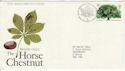 1974-02-27 British Trees Bureau FDC (45849)
