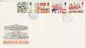 1983-10-05 British Fairs Commons SW1 cds FDC (45890)