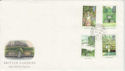 1983-08-24 British Gardens Commons SW1 cds FDC (45891)