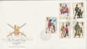1983-07-06 British Army Lords SW1 cds FDC (45892)