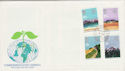 1983-03-09 Commonwealth Day Commons SW1 cds FDC (45894)