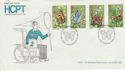 1981-05-13 Scarce HCPT Butterflies London FDC (45904)