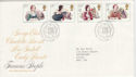 1980-07-09 Authoresses Haworth FDC (45946)