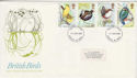 1980-01-16 British Birds Dudley FDC (46006)
