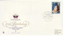1980-08-04 Queen Mother 80th Glamis Castle FDC (46041)