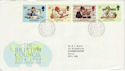 1984-09-25 British Council Bureau FDC (46091)