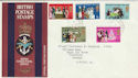 1970-04-01 Anniversaries Field Post Office cds (46312)