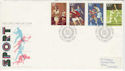 1980-10-10 Sport Stamps Cardiff FDC (46343)