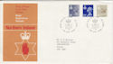 1983-04-27 N Ireland Definitive Belfast FDC (46536)
