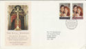 1986-07-22 Royal Wedding Bureau FDC (46548)
