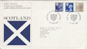 1983-04-27 Scotland Definitive Edinburgh FDC (46560)