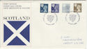1981-04-08 Scotland Definitive Edinburgh FDC (46561)