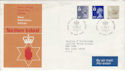1983-04-27 N Ireland Definitive Belfast FDC (46566)