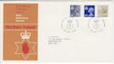 1983-04-27 N Ireland Definitive Belfast FDC (46567)