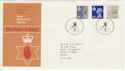 1983-04-27 N Ireland Definitive Bureau FDC (46571)