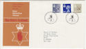 1983-04-27 N Ireland Definitive Bureau FDC (46572)