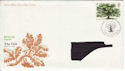 1973-02-28 British Trees Bureau FDC (47074)