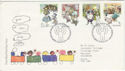 1979-07-11 Year Of The Child Bureau FDC (47193)