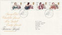 1980-07-09 Authoresses Bureau FDC (47246)