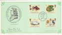 1988-01-19 The Linnean Society Bradbury FDC (47774)
