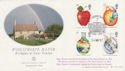 1987-03-24 Isaac Newton Woolsthorpe Manor FDC (47808)