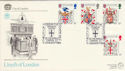 1984-01-17 Heraldry London G&P Official FDC (47829)