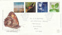 2000-04-04 Life and Earth Doncaster FDC (47973)