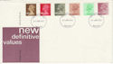 1982-01-27 Definitive Issue Stamps FDC (47985)
