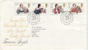 1980-07-09 Authoresses Haworth FDC (48268)