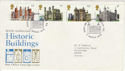 1978-03-01 Historic Buildings London EC FDC (48277)